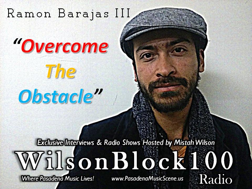 Ramon Barajas Interview