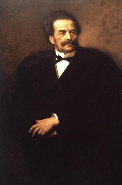 L. Horowitz: Portret Leopolda Kronenberga, 1879 r.