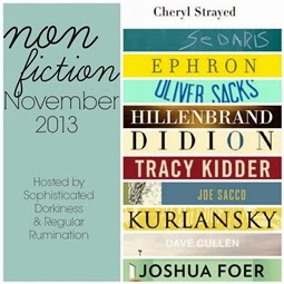 button for Non-Fiction November listing non-fic authors