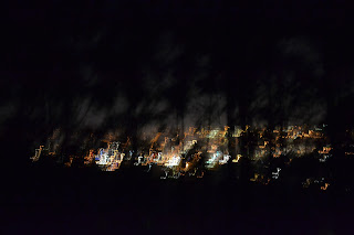 Pietermaritzburg at night