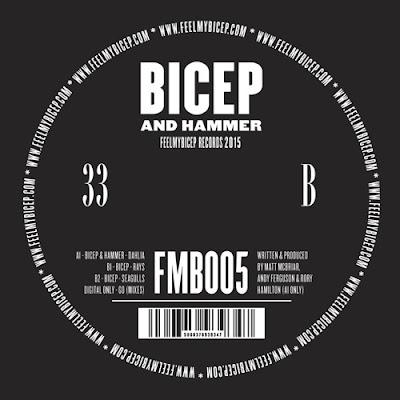 BICEP & HAMMER - DAHLIA EP