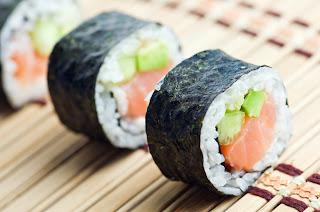 Resep dan Cara Membuat Sushi Mudah
