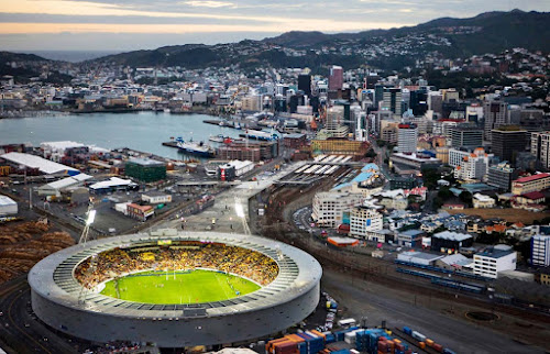studyin Wellington - New-Zealand