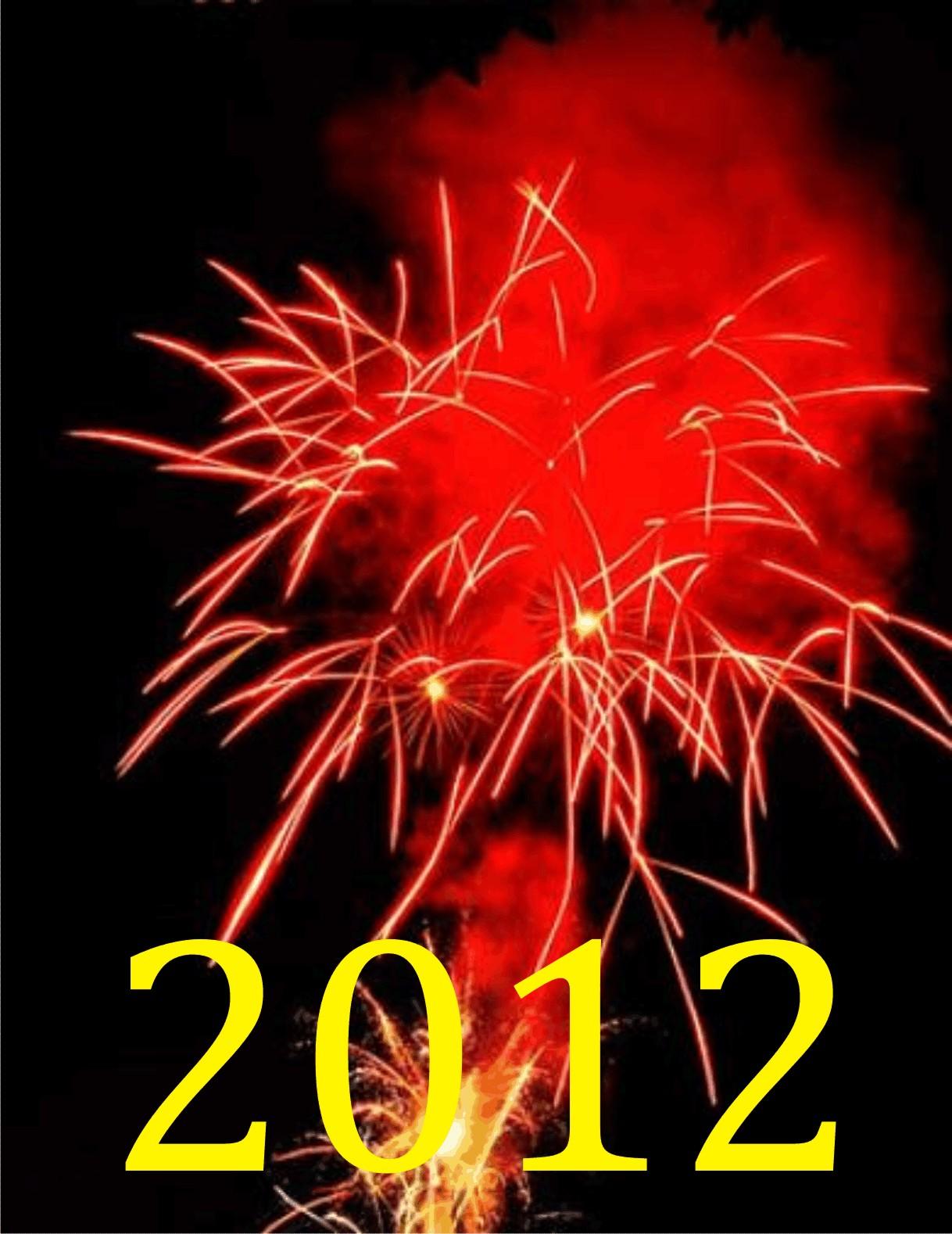 Kumpulan SMS Selamat Tahun Baru 2012