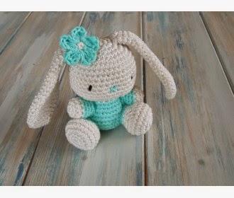 Free Amigurumi Crochet Patterns Blog : Amigurumi Bunny Rabbit: free crochet pattern Free ...