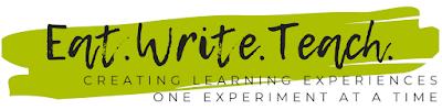 Eat. Write. Teach.