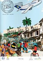 Lao magazine - Visit Laos Magazine