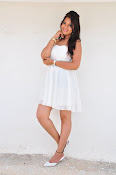 Ashwini latest sizzling photos in white-thumbnail-7
