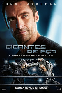 Gigantes de Aço – BDRip Dublado – Torrent