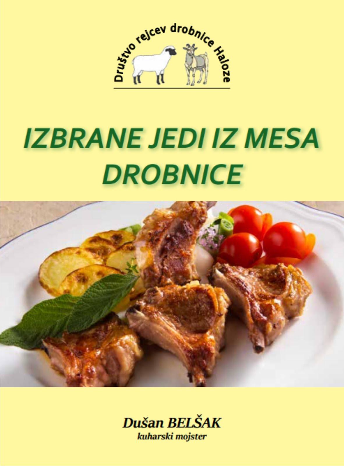 Izbrane jedi iz mesa drobnice