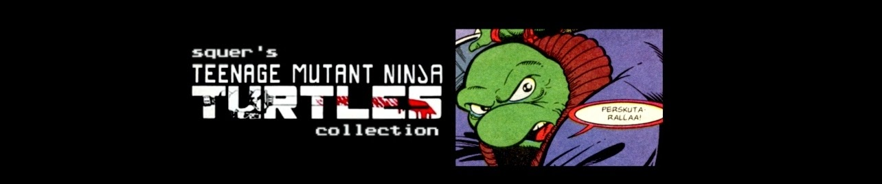 squer's TMNT Collection