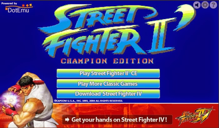 Street Fighter 2 Free Download Full Version