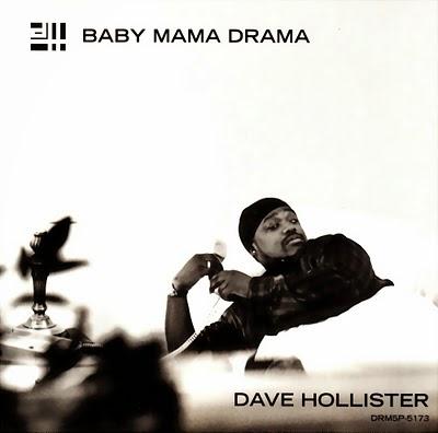 Dave Hollister - Baby Mama Drama (Promo CDS) (1999)