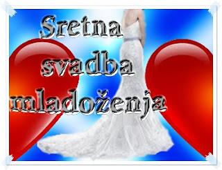 sretna svadba mladoženja