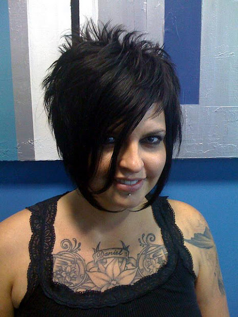 emo short hairstyles - hairstyle