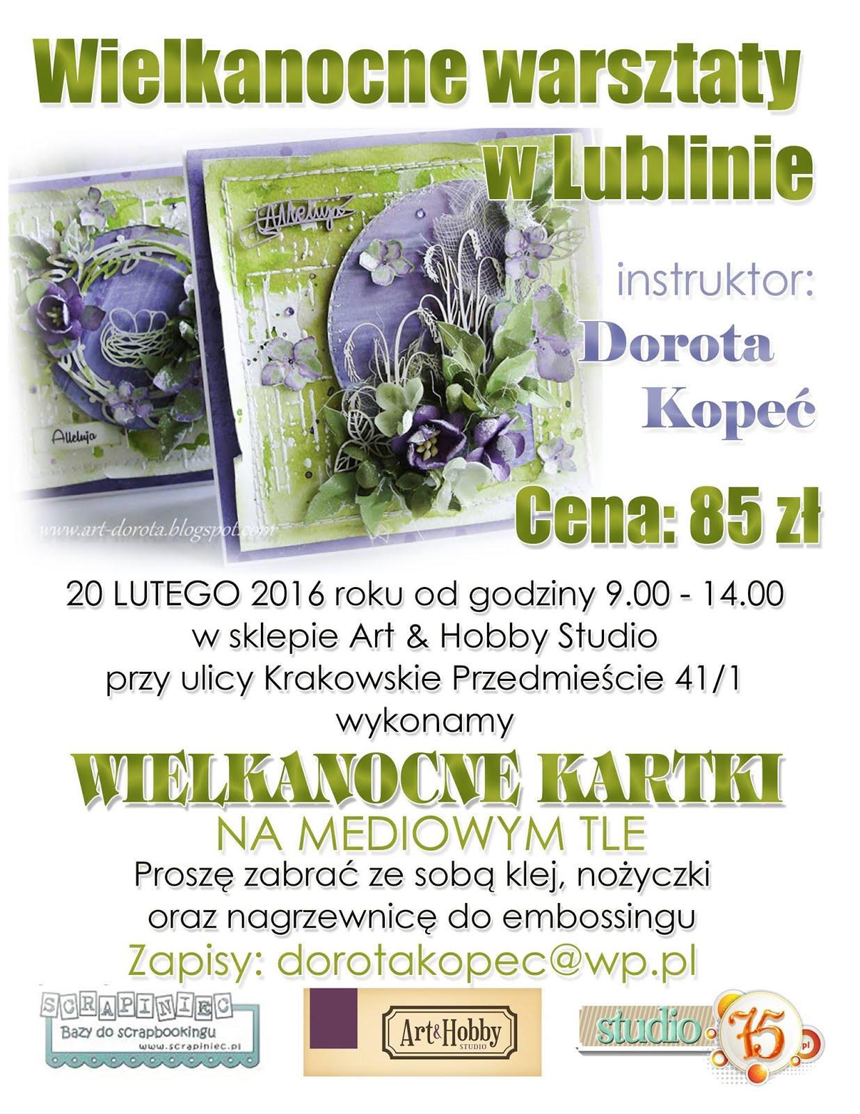 Warsztaty Lublin 20.02.2016