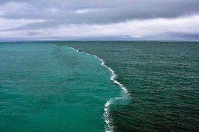 [FOTO] Bukti Kebenaran Al-Qur'an Di Lautan