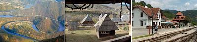 Morava, Zlatibor i Sargan