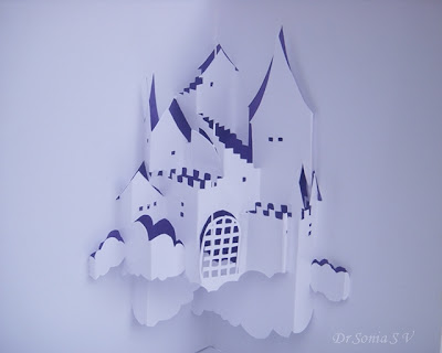 Origamic Architecture Free Patterns - 75 Fun Kirigami Origami Project