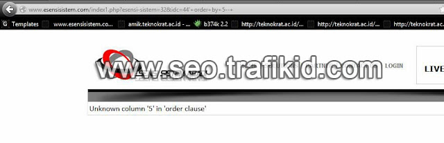 Tutorial SQL Injections + Bypass WAF