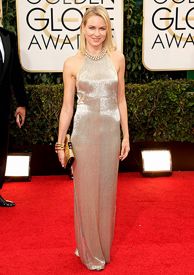 Naomi Watts in Golden Globes 2014