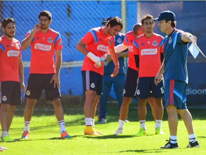 José Manuel de la Torre trabaja rumbo a otro reto con el Guadalajara.