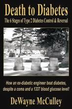 Death to Diabetes Book