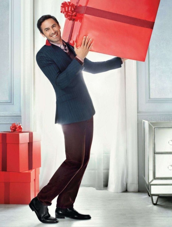 Banana Republic Christmas 2012 Campaign