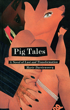 Pig Tales by Marie Darrieussecq book cover