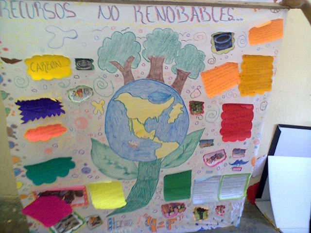 Nuestro ecosistema ambiental periodico mural de recursos for Elementos del periodico mural