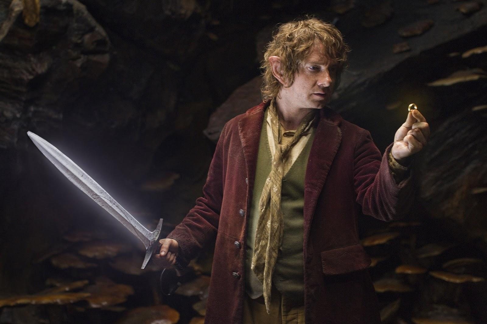 Any Hobbit unexpected journey sympathise