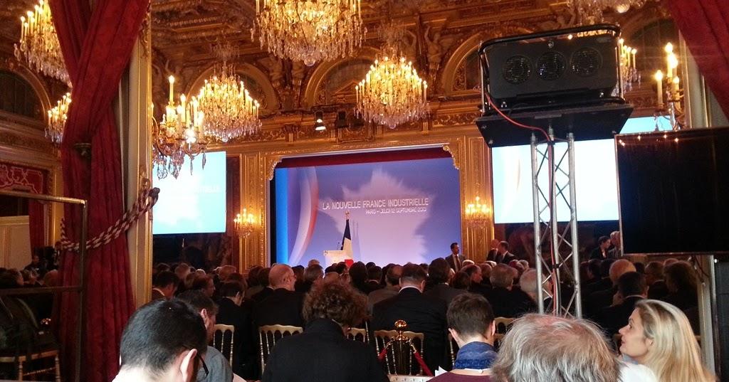 Avec Arnaud Montebourg la nouvelle France industrielle est en marche
