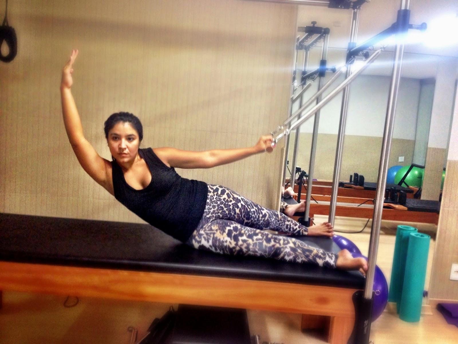 A história do Pilates