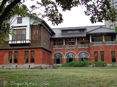 Beitou Hot Spring Museum (北投溫泉博物館)