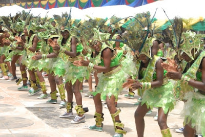 lagos state carnival 2013 pictures