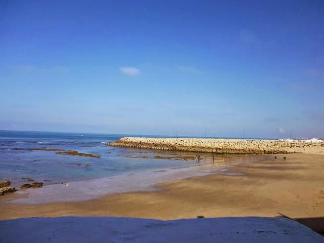 Las playas de Asilah