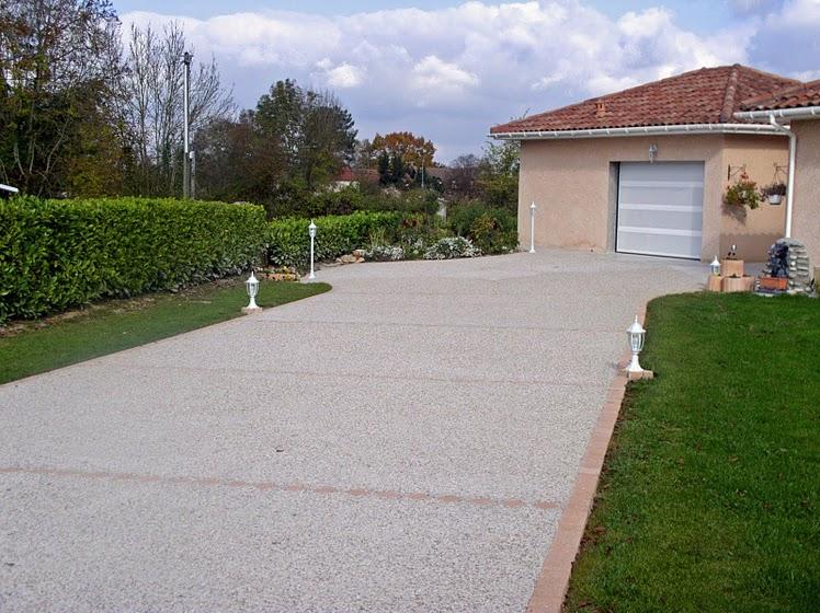 Applicateur de b ton d sactiv 64 40 garage for Allee garage beton desactive