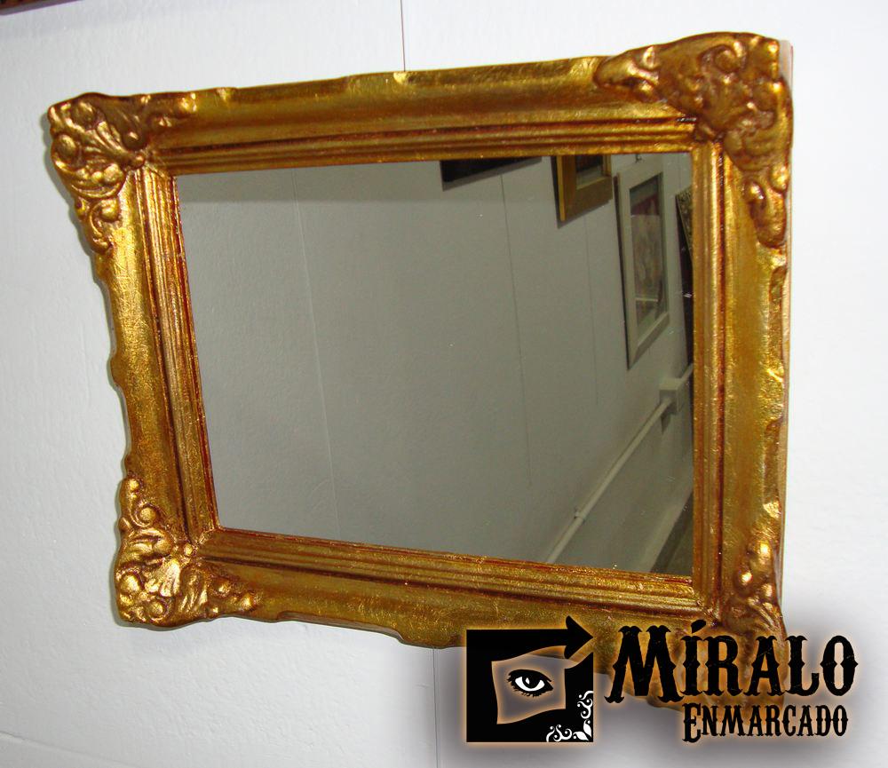 restauracion de marcos antiguos conversiones a espejos On marcos de espejos antiguos