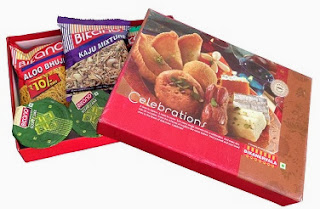 Jaw Dropping Deal: Bikanervala Celebrations Pack (Soan Cake & Namkeen) worth Rs.128 for Rs.39 Only (Shipping Charges Rs.34 extra)