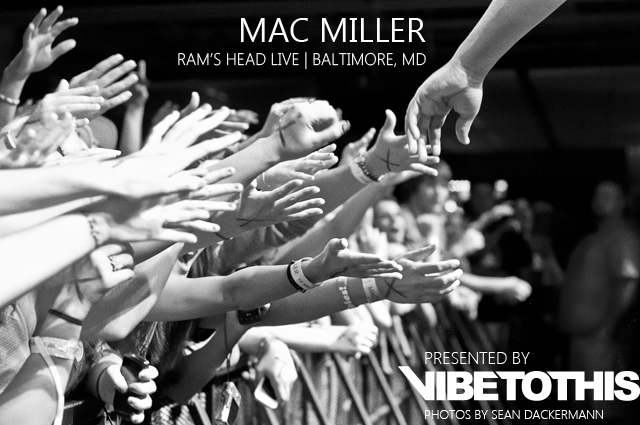 TitleImage2 Mac Miller Live @ Rams Head   Baltimore, MD (VTT Photos / Video)