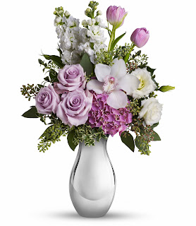 Order The Faith Hill Breathless Bouquet for Mother's Day
