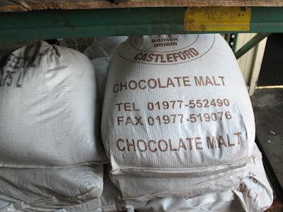 chocolate malt:  NOLA Brewing Co.
