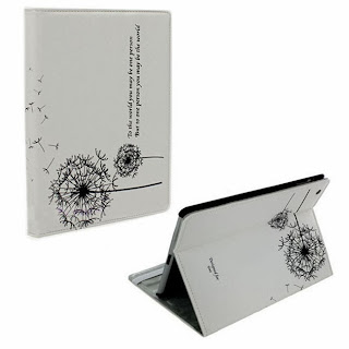 Cover Dandelion Magnetic PU leather Stand Case Smart For Apple iPad 2 3 New ipad