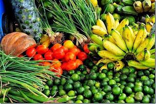 Buah-buahan punca gemuk