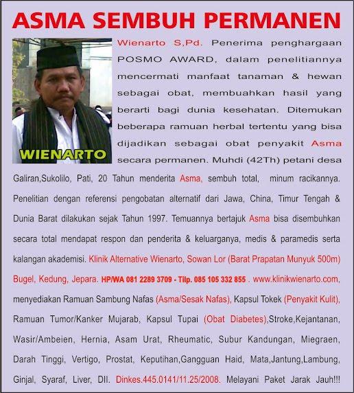 ASMA SEMBUH PERMANEN