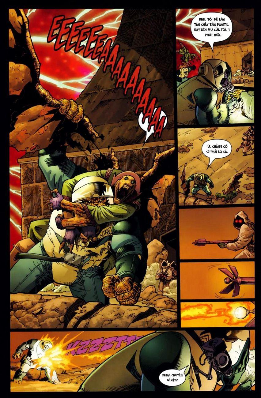 Ultimate Fantastic Four chap 17 - Trang 10