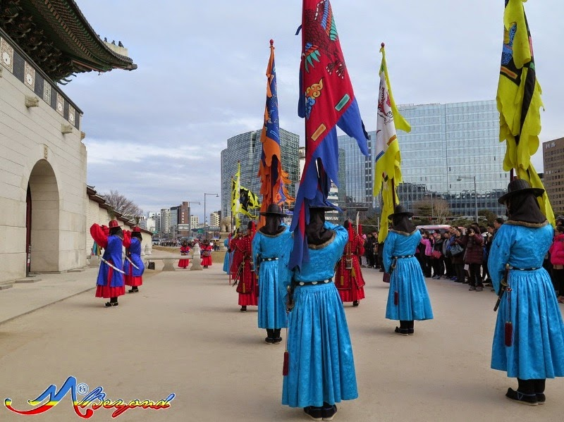 royal guards Gyeongbokgung Palace, Gyeongbokgung Palace map, , seoul tourist attraction, what to do in seoul, kids in seoul at winter, winter attractions in seoul, where to go in seoul