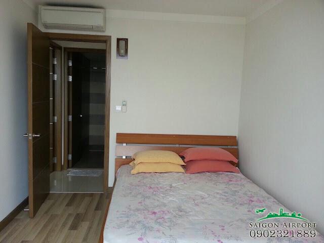 Giá bán căn hộ Saigon Airport Plaza | phòng ngủ