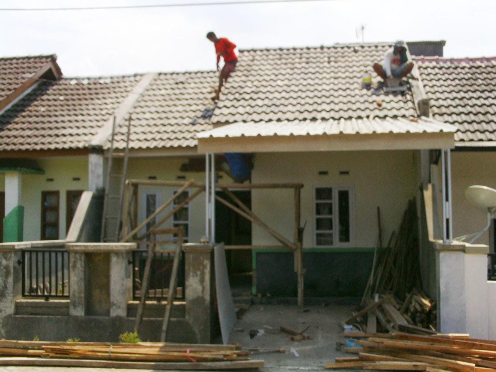 Babagi Pangalaman: Renovasi Atap Rumah Type36 Bersubsidi