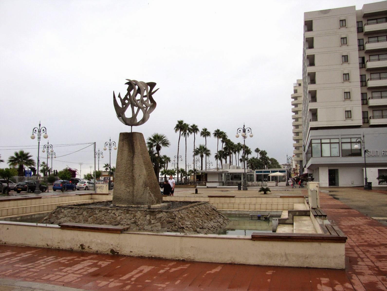 Chipre - Larnaka